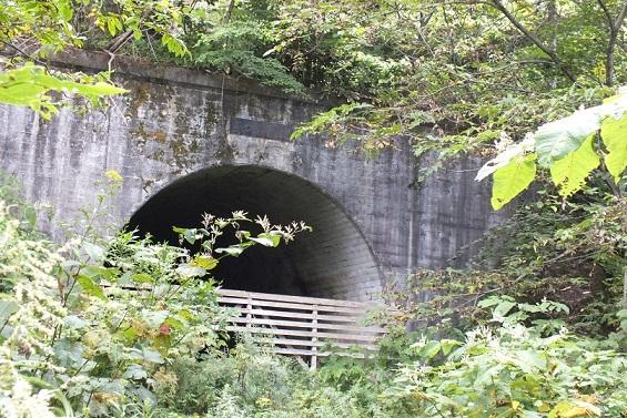 玉の湯トンネル(旧