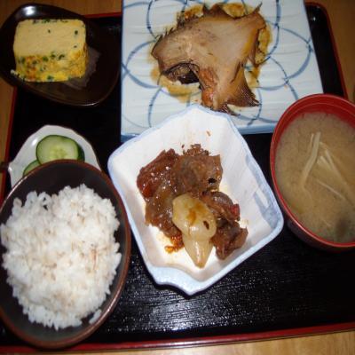 2012.5.29定食