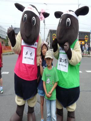 2012.7.23士別マラソン1