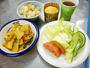 2012.8.8料理教室1