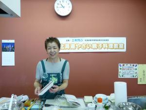 2012.8.8料理教室