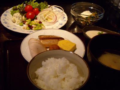 2012.12.17ラビスタご飯1