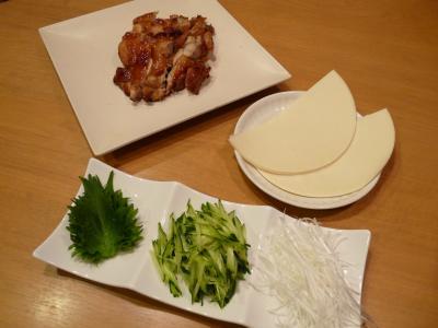 2012.12.25クリスマス料理
