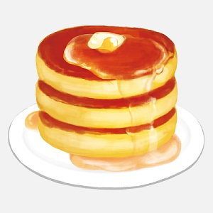 1114ホットケーキ