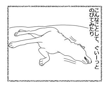 羊の国のラブラドール絵日記シニア!!「レイトショー」3