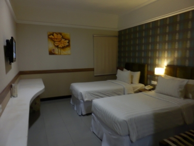 インドネシア・ソロ「Amarelo Hotel Solo」1