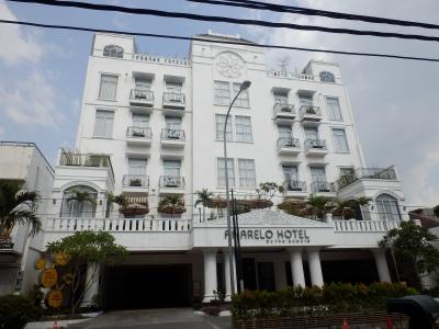 インドネシア・ソロ「Amarelo Hotel Solo」5