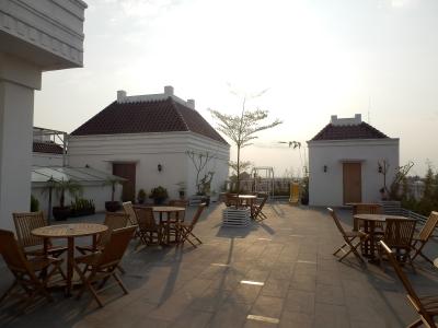 インドネシア・ソロ「Amarelo Hotel Solo」6