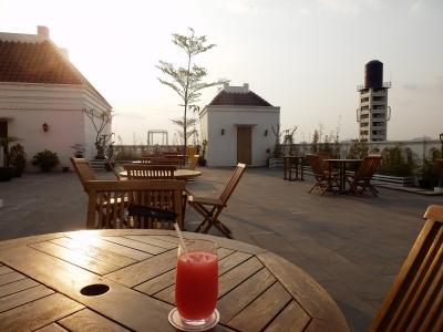 インドネシア・ソロ「Amarelo Hotel Solo」7