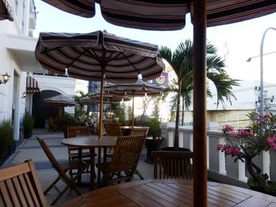 インドネシア・ソロ「Amarelo Hotel Solo」11