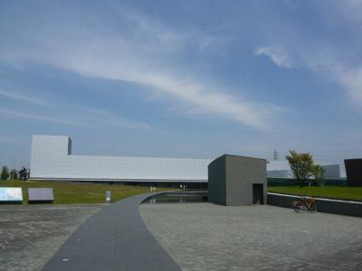 館林美術館と多々良沼4