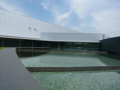館林美術館と多々良沼7