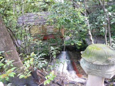 道後温泉の足湯巡り16