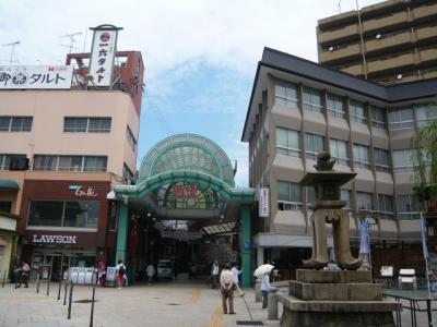 松山市街観光84