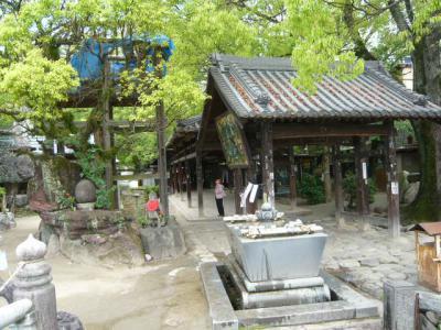 石手寺の散策9