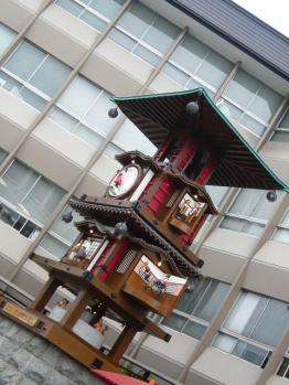 松山市街観光82