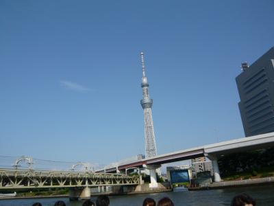 隅田川舟下り9