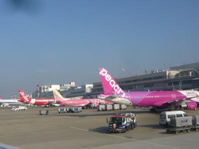 格安航空券で福岡へ11