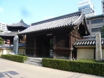博多・祇園の寺院巡り2
