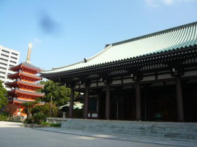 博多・祇園の寺院巡り3
