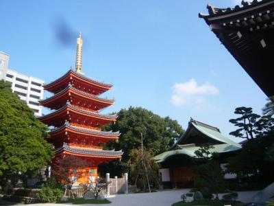 博多・祇園の寺院巡り4