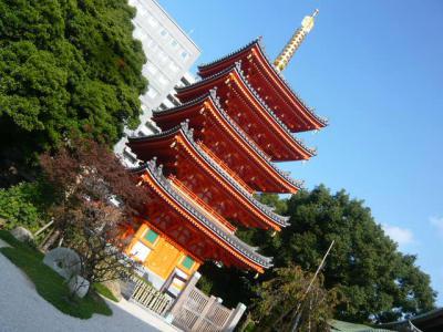博多・祇園の寺院巡り5