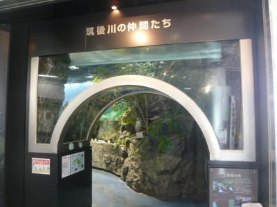 久留米観光(筑後川サイクリング)12