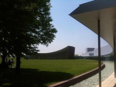 館林美術館と多々良沼13