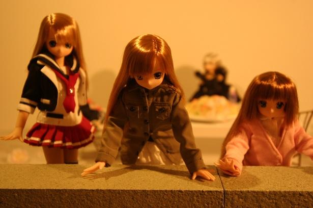 小さな娘たち1