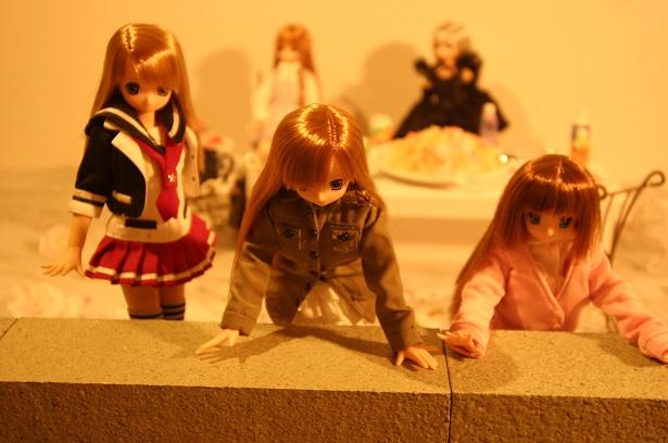 小さな娘たち2