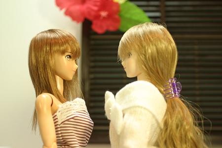 リサとミサ1