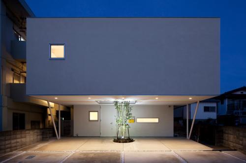 th_デ・ステイル建築研究所 Mushroom-House