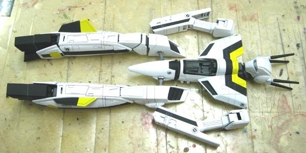 バンダイ 1/72 VF-1Sバルキリー