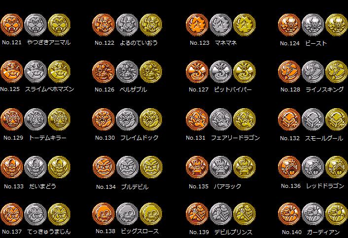 没メダル7