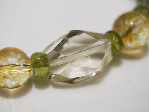 ペリドット・レモン水晶画像3