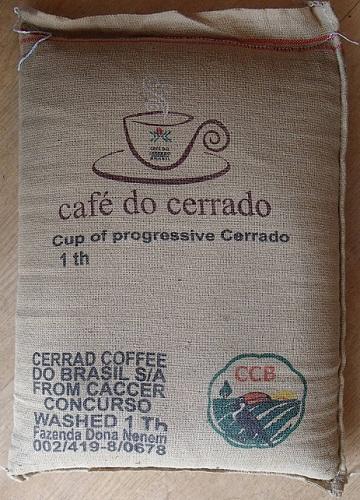 ブラジルカップオブプログレッシブ ドナネネン農園