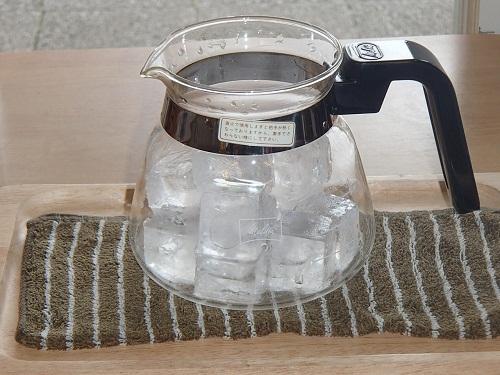 アイス珈琲作り