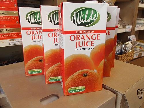 ワイルドオレンジジュース1