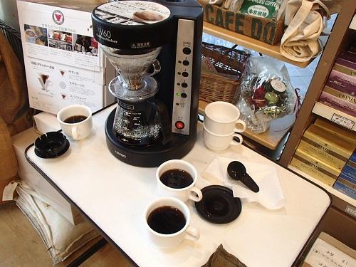 ハリオコーヒーメーカー19