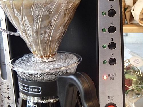 ハリオコーヒーメーカー16