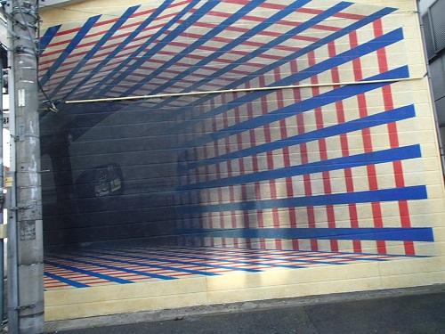 トンネル?2