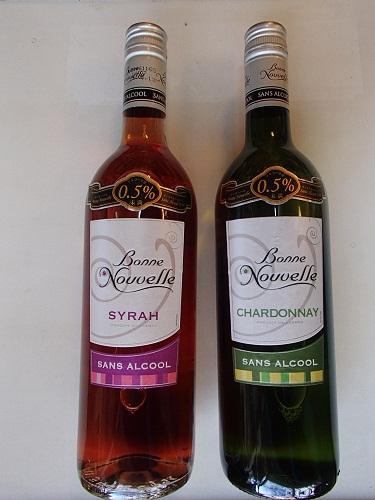ノンアルコールワイン(1)