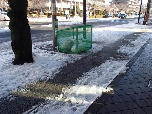 雪かき (2)