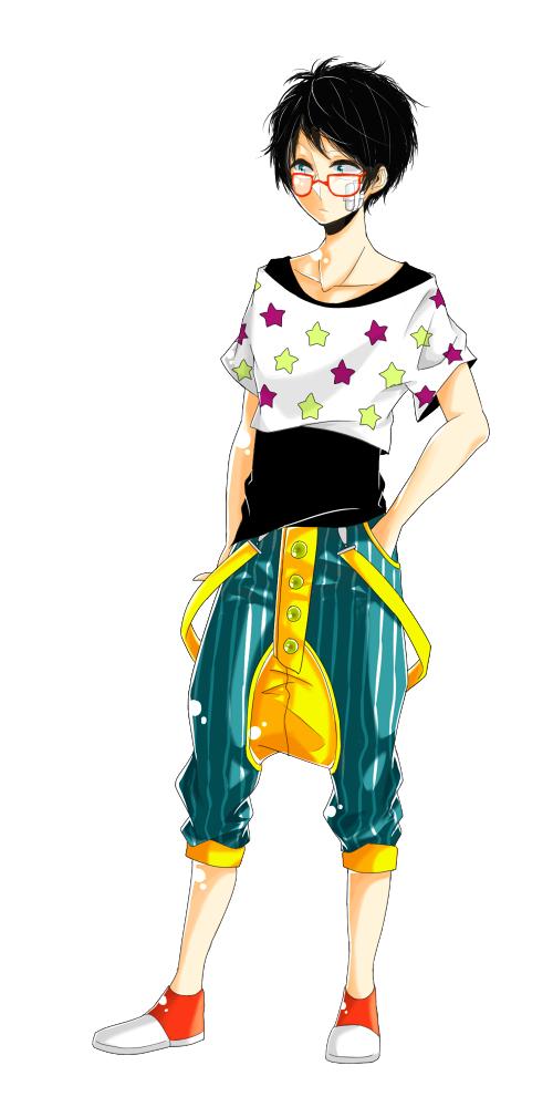 柚希キャラシ2