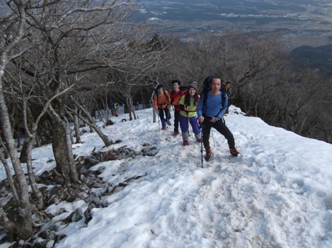 藤原岳2014,2、1 004