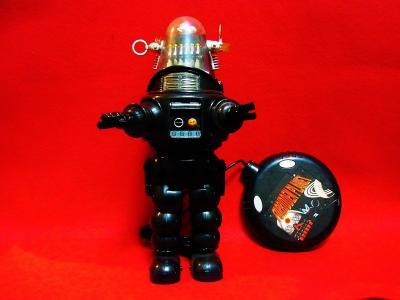 禁断の惑星 ロビー リモコン おもちゃ