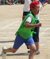 運動会(つかさ)