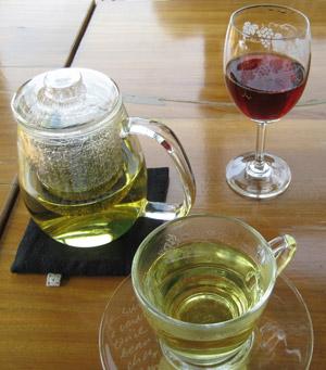 ワインとハーブディー