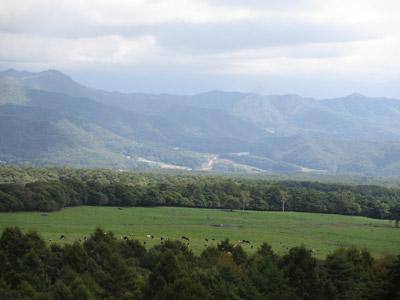 清里・丘の公園