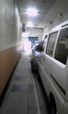 小杉1F駐車場
